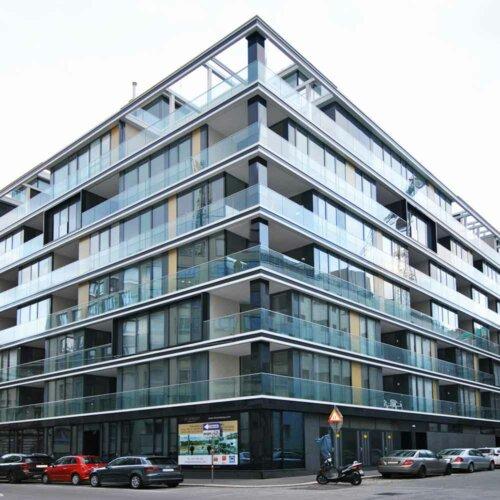 Recycling-Produkte in modernen Architekturprojekten - The ambassy