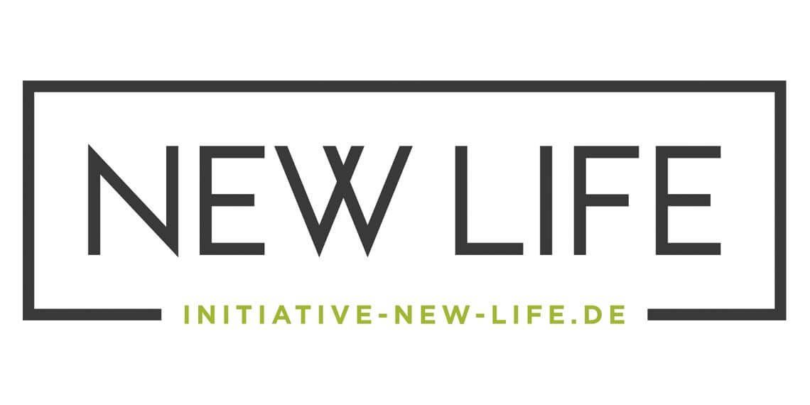Initiative NEW LIFE Logo
