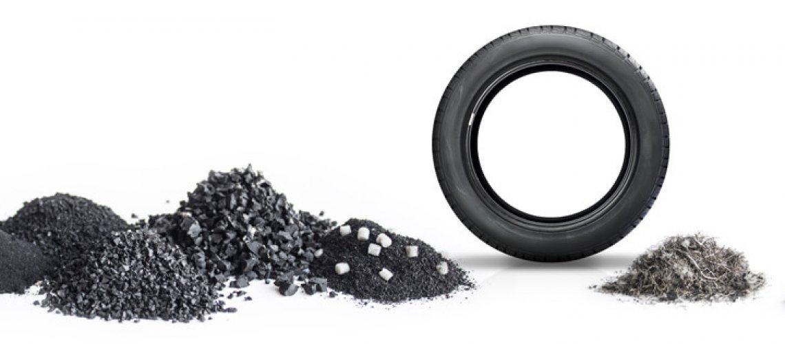 GENAN Produkte Altreifen Recycling, Gummi-Recycling und Kreislaufwirtschaft