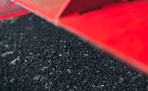 Estato-Umweltservice Gummigranulat, Altreifen Recycling, Gummi-Recycling und Kreislaufwirtschaft