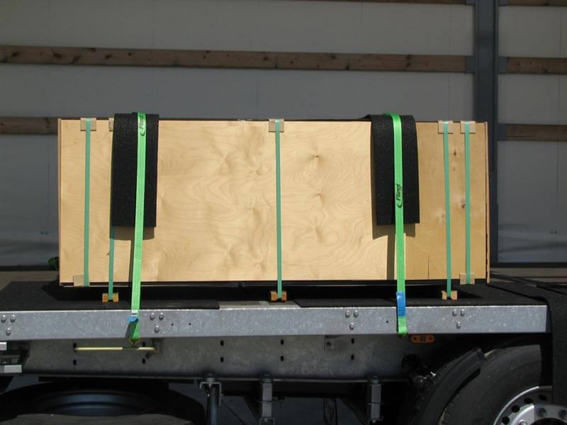 Hilfsmittel zur Ladungssicherung, Altreifen Recycling, Gummi-Recycling und Kreislaufwirtschaft