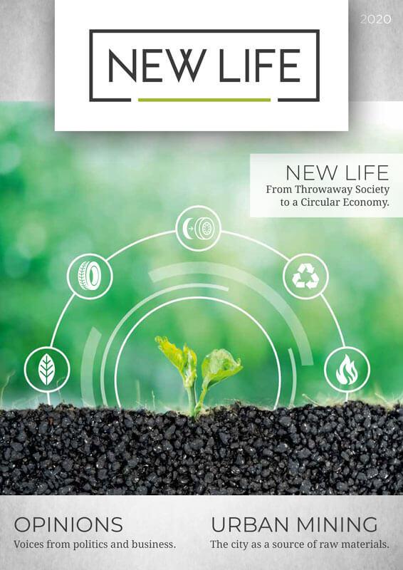 NEW LIFE Magazine Cover