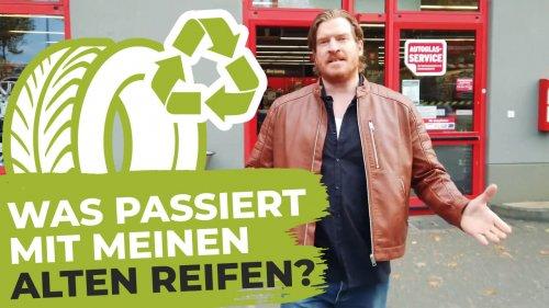 Altreifen Recycling, Gummi-Recycling und Kreislaufwirtschaft