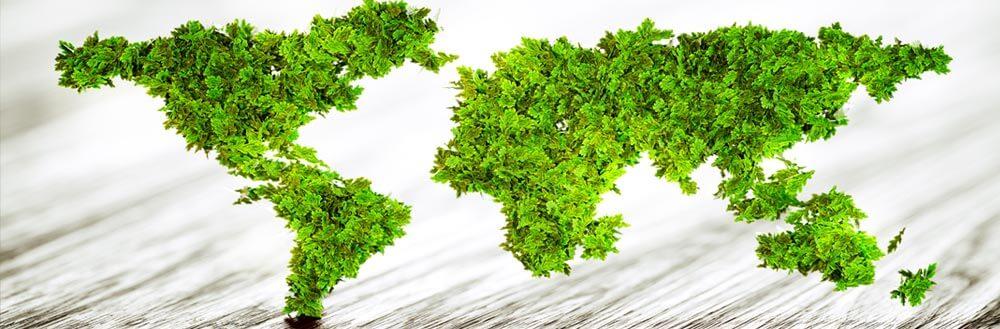 Perfekte Kreislaufwirtschaft Altreifen Recycling, Gummi-Recycling und Kreislaufwirtschaft