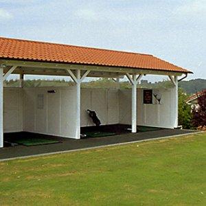 Regupol Golfplatz totale, Altreifen Recycling, Gummi-Recycling und Kreislaufwirtschaft