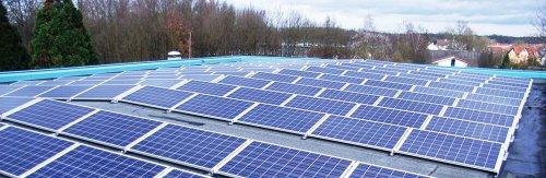 Schutzanlagen Photovoltaik